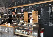 Кафе-кофейня в крупном ТЦ